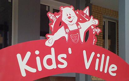 Детский центр в Калуге Kids Ville