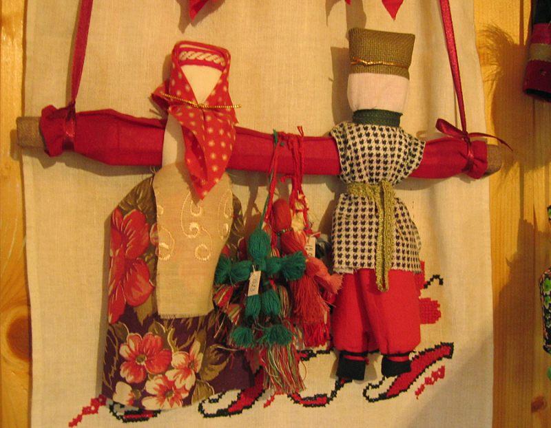 Куклы подарок молодоженам